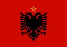 Hoofdstad Albanië