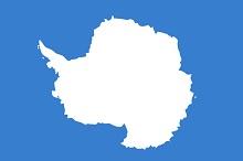 Hoofdstad Antarctica