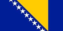 Hoofdstad Bosnië