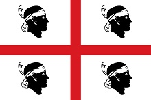 Hoofdstad Sardinië