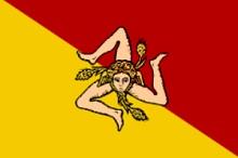 Hoofdstad Sicilië